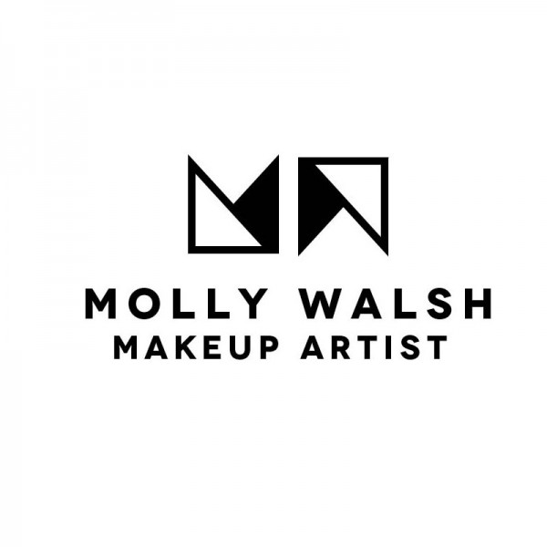 Logo and Web Design for Molly Walsh, Makeup Artist (2013)