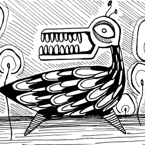 """Strange Bird"" (2014)"