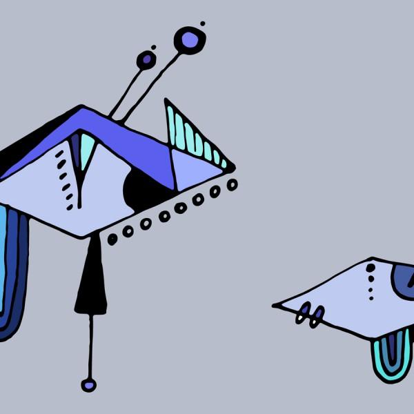 """Rhombus Eye Duo"" (2016)"