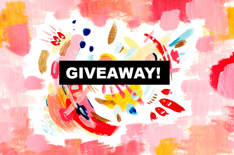 Image of Site Launch Giveaway