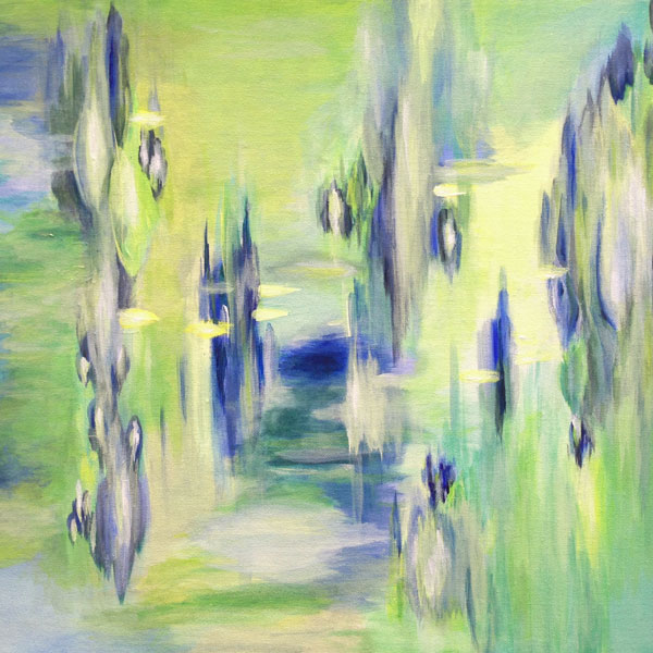 """Spanish Moss"" (2016) [SOLD]"
