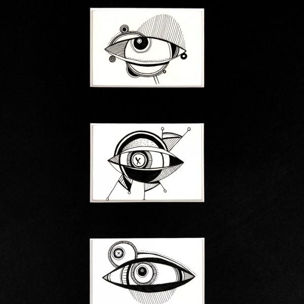 """""""Ojos"""" (2017)"""